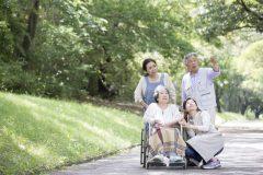 高齢者の介護