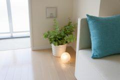 室内の関接照明