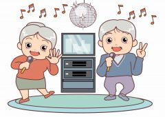 音楽で認知症予防