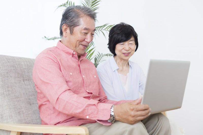 高齢者のネットショッピング